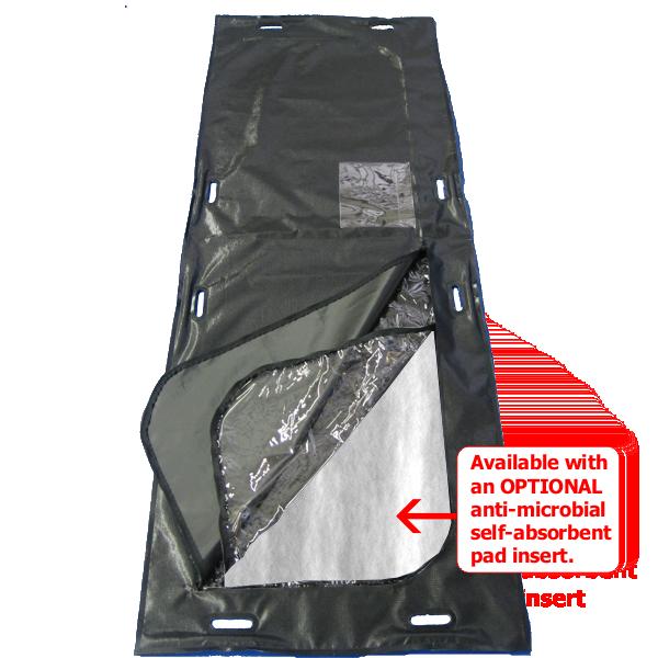 Biovu Heavy Duty Wmd Body Bag Padded