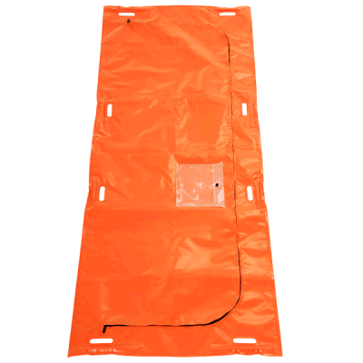 Heavy Duty Orange Body Bag (BBENV-SH08-65HD)