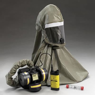 Gas Mask Contact Tables 47