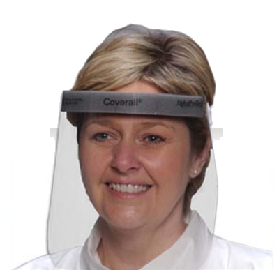 Clear Anti-Fog Face Shield