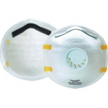 Deluxe N95 Disposable Dust and Mist Respirator w/ Exhaust Vavle