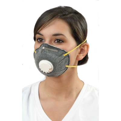 "Deluxe N95 Disposable ""Odor Eater"" Dust and Mist Respirator"