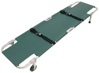 FirstCall Easy Fold Wheeled Stretcher