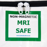 MRI Safe Bodybag Label