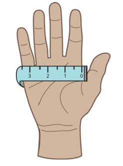glove-sizing
