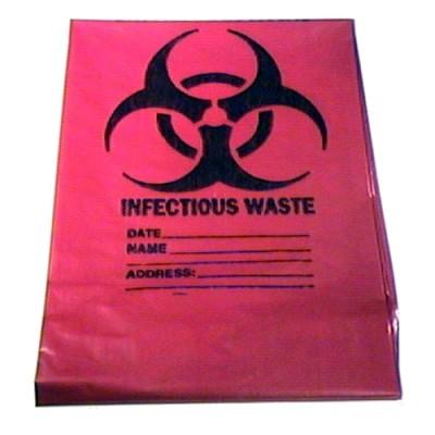 BioHazard Bag Red