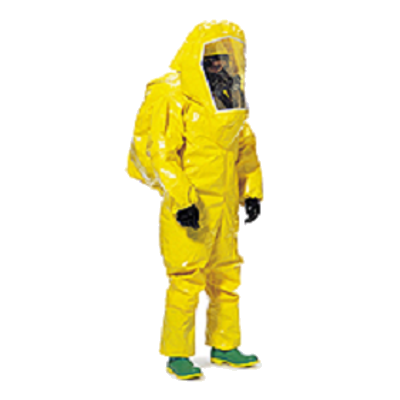 tychem br encapsulated coveralls