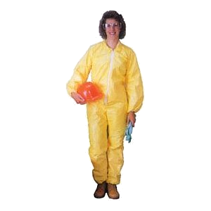 tyvek qc coverall elastic wrist ankles